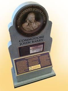 Commodore Barry Memorial