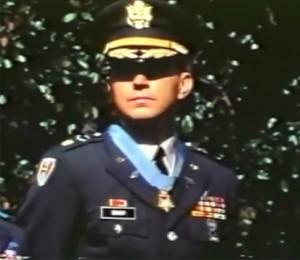 Medal of Honor Awardee Major Patrick Brady