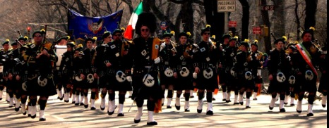 2014 St. Patrick's Day Parade Information, Join Us in NYC and Pearl River