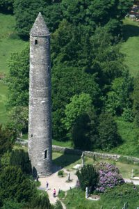 Glendalough_Round_Tower