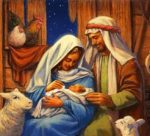 12th Annual Children's Procession to Place the Baby Jesus in the Crèche