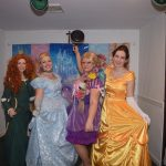 Disney Princess Visit Hibernian House to Work Magic for Lourdes Kids