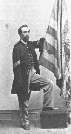 Sergeant Thomas Plunkett